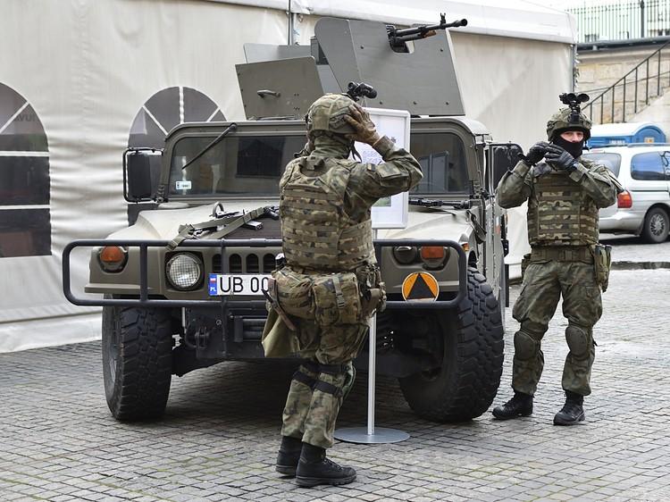 После вступления в НАТО, в Польше провели серьезные реформы вооруженных сил