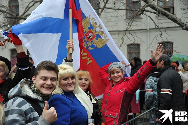 ООН признал крымчан россиянами