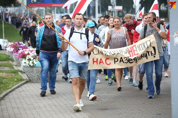 Акции протеста и забастовки на предприятиях прокатились по всей стране