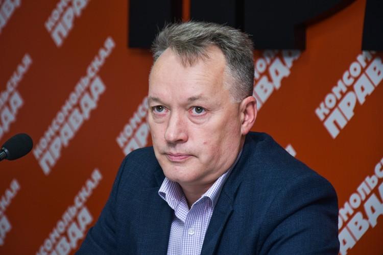 Роман Корниенко рассказал, как идет контроль за качеством работ СГК.