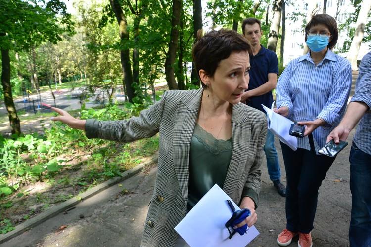 Наталья Сибирева ответила на вопросы журналистов.