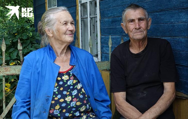 Антонина и Николай Михалковы рассказали о своей пенсионерской жизни.