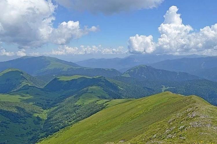 Фото Кавказский заповедник