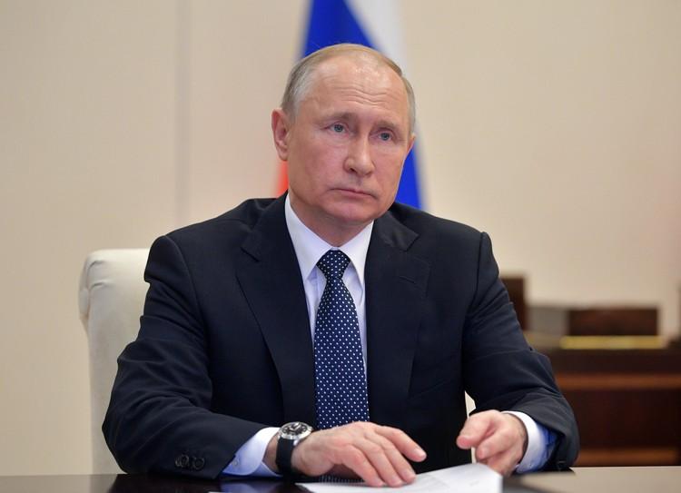 О схемах работы Башкирской содовой компании в среду 26 августа высказался президент Путин.