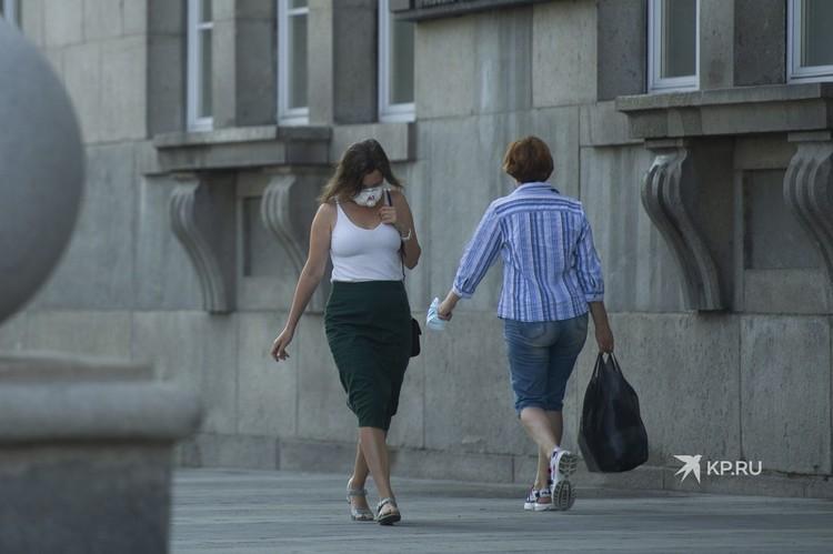 К 27 августа COVID-19 в Свердловской области заразились 24 839 человек. Из них выздоровели уже 19 744.