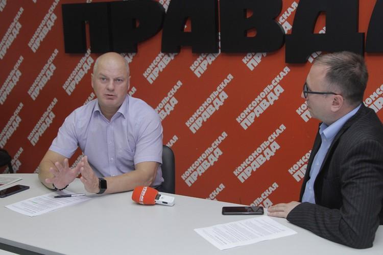 Сергей Жиров рассказал об институте в интервью «Комсомольской правде».