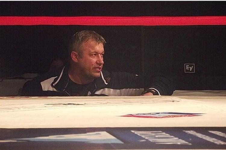 Владимир Воронов совсем еще недавно активно участвовал в тренировочном процессе.