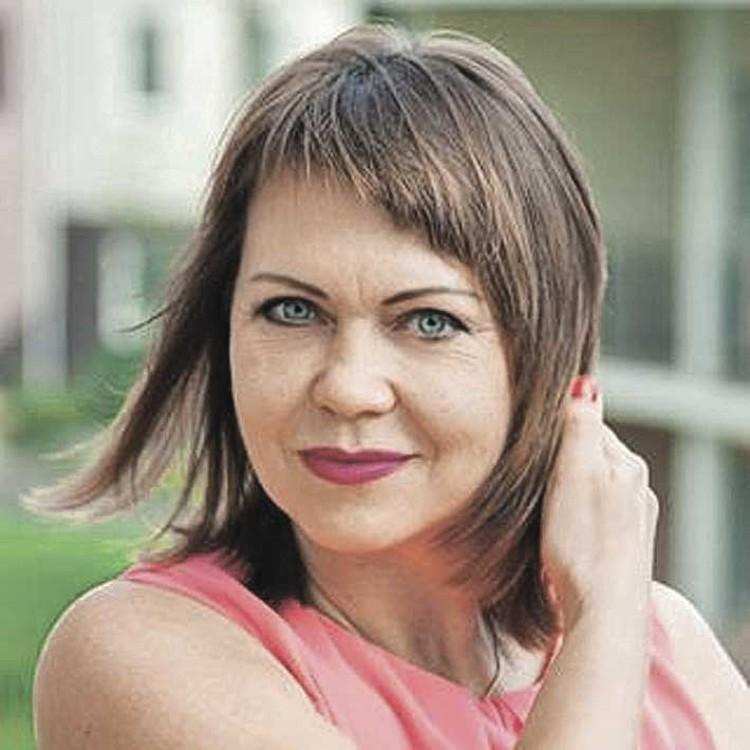 Астролог Татьяна Лукашевич.