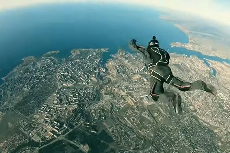 В фильме можно будет увидеть Севастополь с высоты птичьего полета