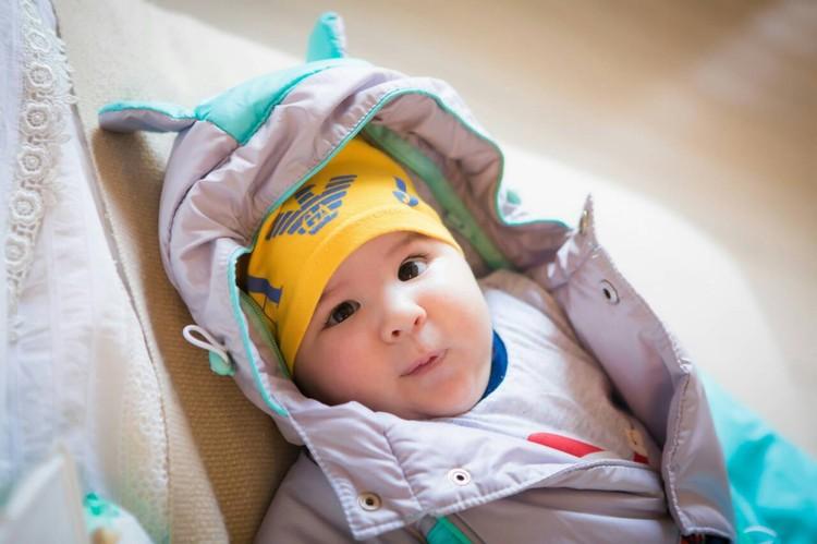 Анализы выявили у малыша редкое генетическое заболевание