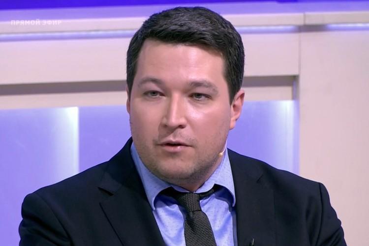 Гендиректор контрактно-исследовательской компании, кандидат медицинских наук Николай Крючков