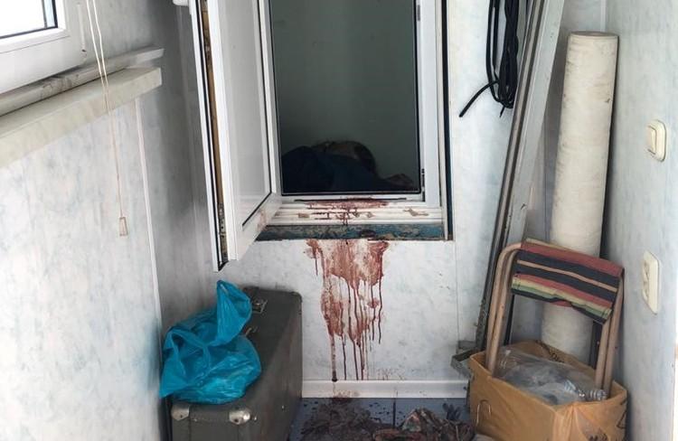 На месте убийства нашли много крови ФОТО: СУ СК России по Самарской области