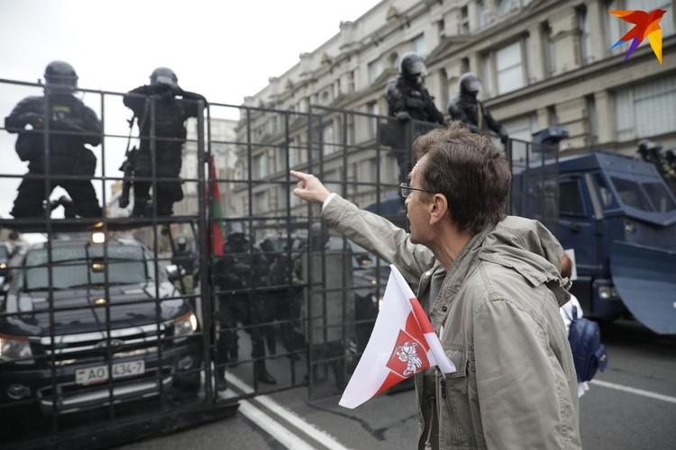 В пресс-службе МВД призвали не участвовать в несанкционированных акциях
