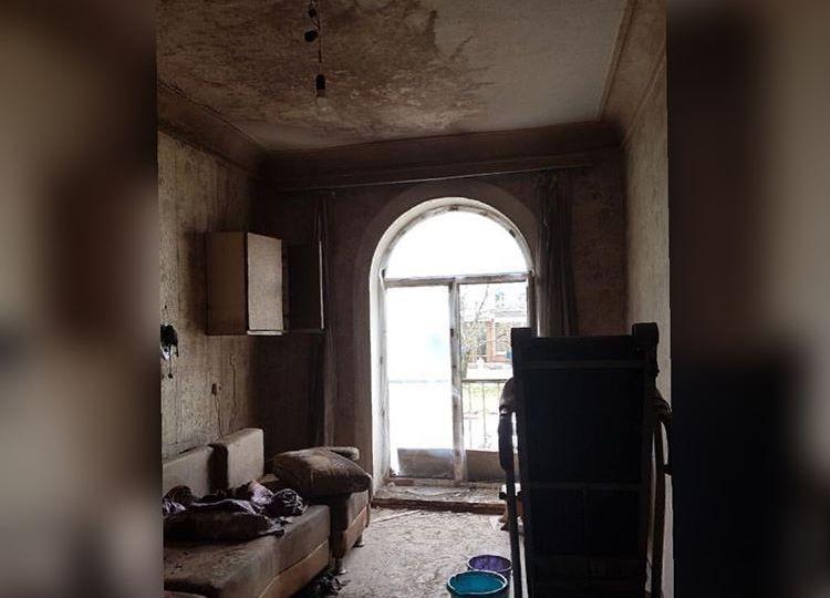 От былого ремонта в квартире не осталось и следа. Фото: blog_vladivostok