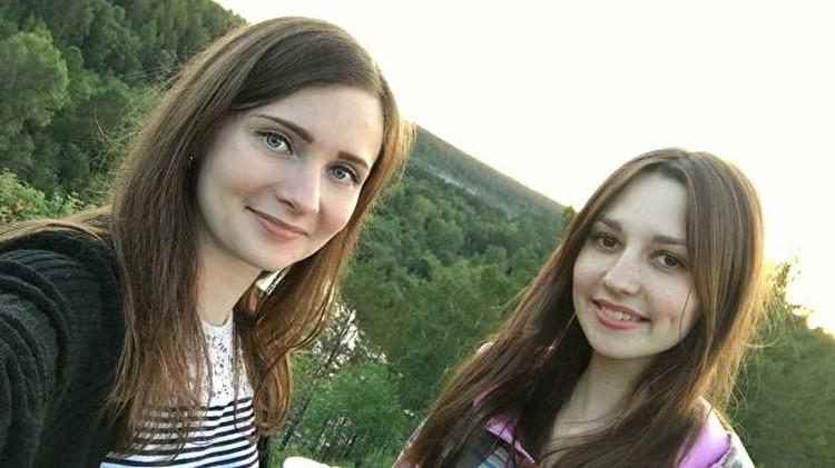 Ксения и Наталья были лучшими подругами и много времени проводили вместе. Фото: соцсети