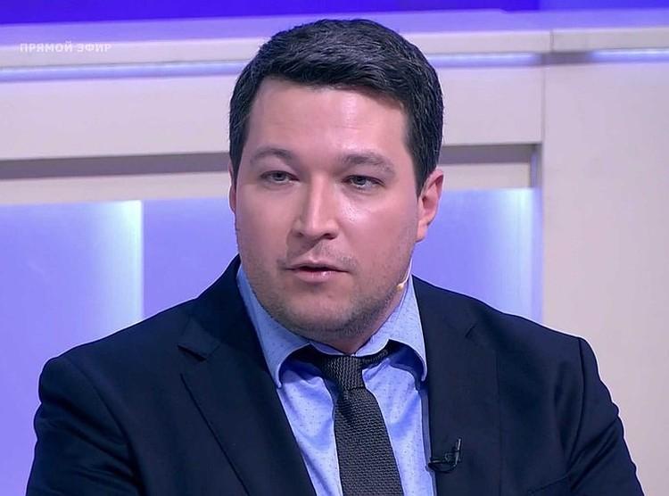 Эксперт по исследованиям, разработке и регистрации лекарственных препаратов, кандидат медицинских наук Николай Крючков.