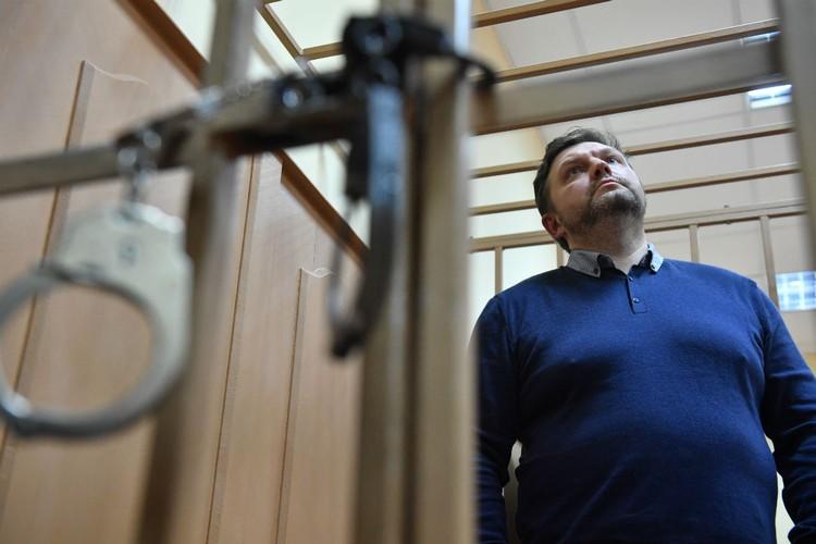 В 2018 году Никита Белых был приговорен к 8 годам лишения свободы за взятку.