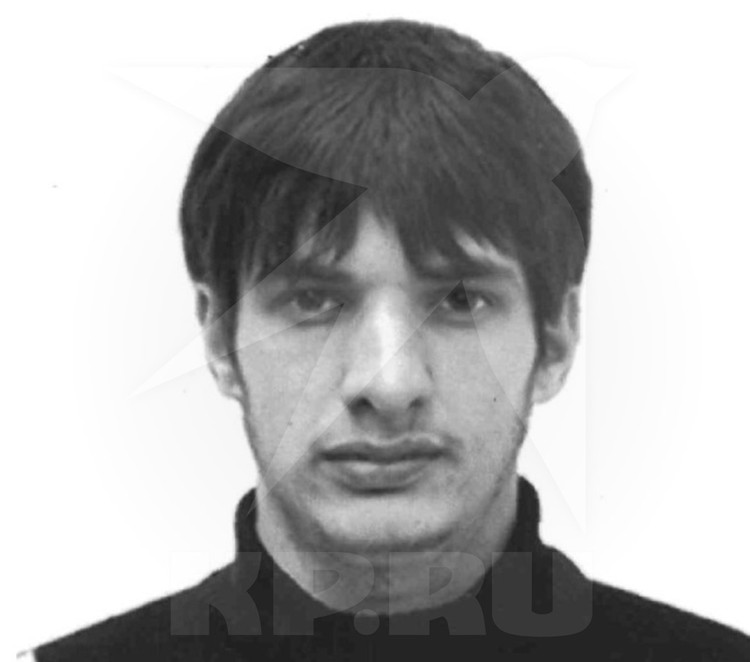 Хасмагомед Ахмадов.