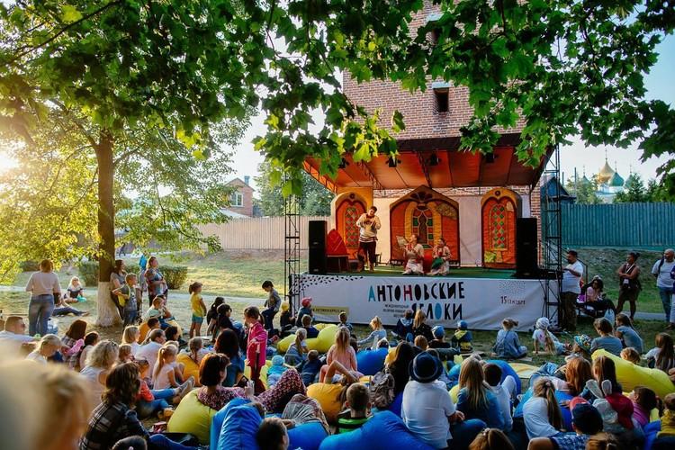 В субботу в Коломне состоится главный литературный фестиваль Подмосковья