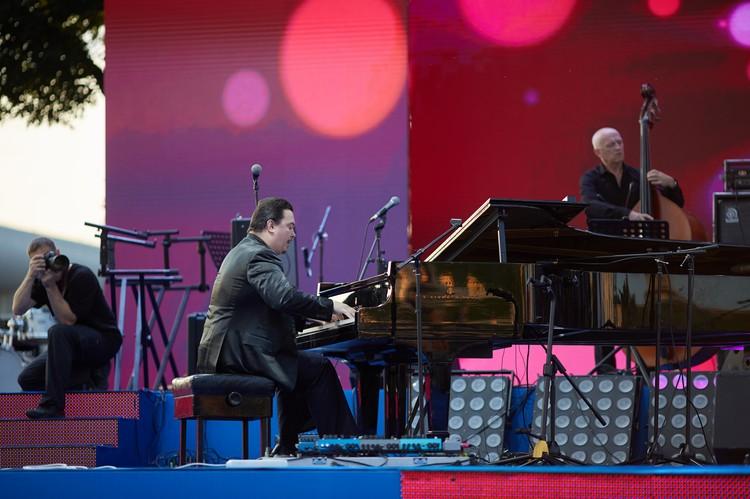 Джазовый фестиваль дал старт празднованию Дня города
