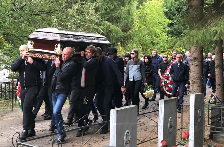Траурная процессия