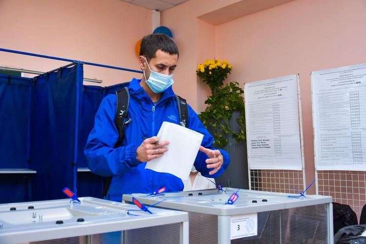 В 83 субъектах РФ в воскресенье, 13 сентября, прошли выборы в местные законодательные собрания.