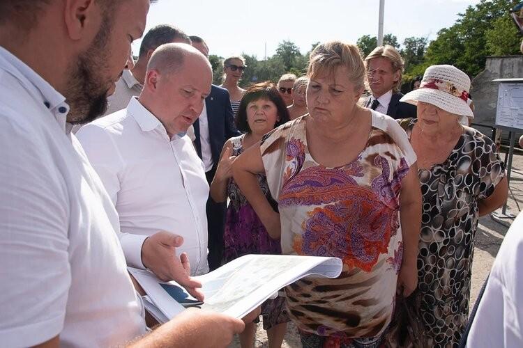 Эксперты считают, что Развожаеву удалось наладить диалог с населением и не уходить от острых вопросов