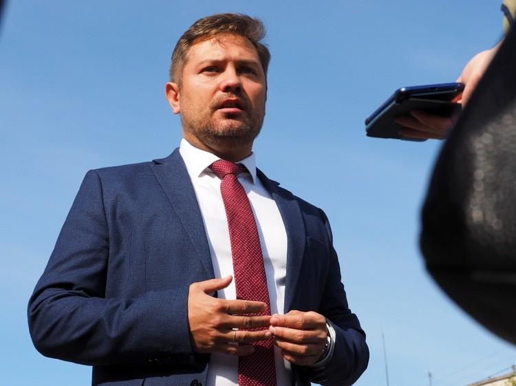Евгений Иванов, директор по развитию цифровых проектов МегаФона на Урале.