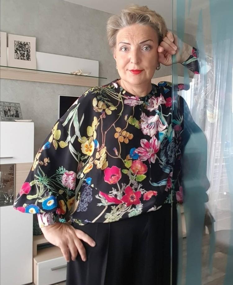 Ирина Кухтачева, заместитель директора и учитель химии лицея №2 Фото: vk.com/krasnoyarskrf