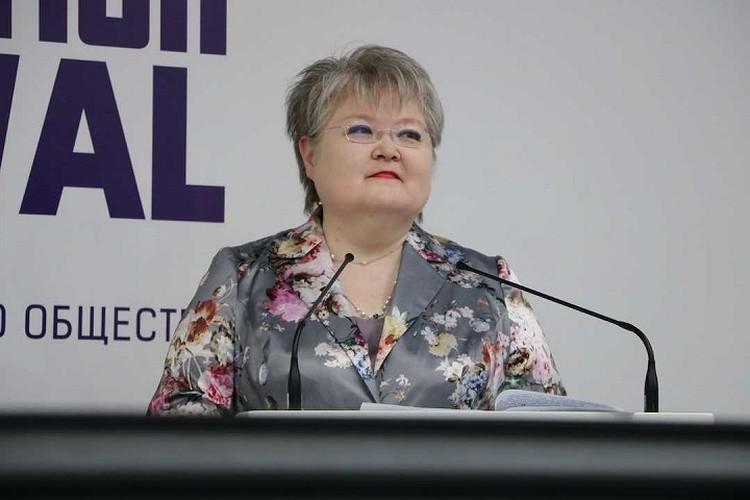 Джамила Асанова, исполнительный директор «АРГО».