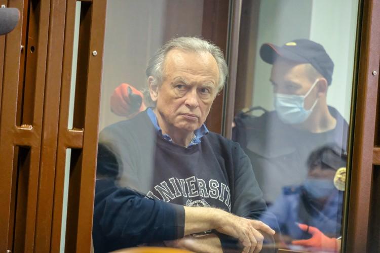 Историку Соколову грозит до 15 лет колонии