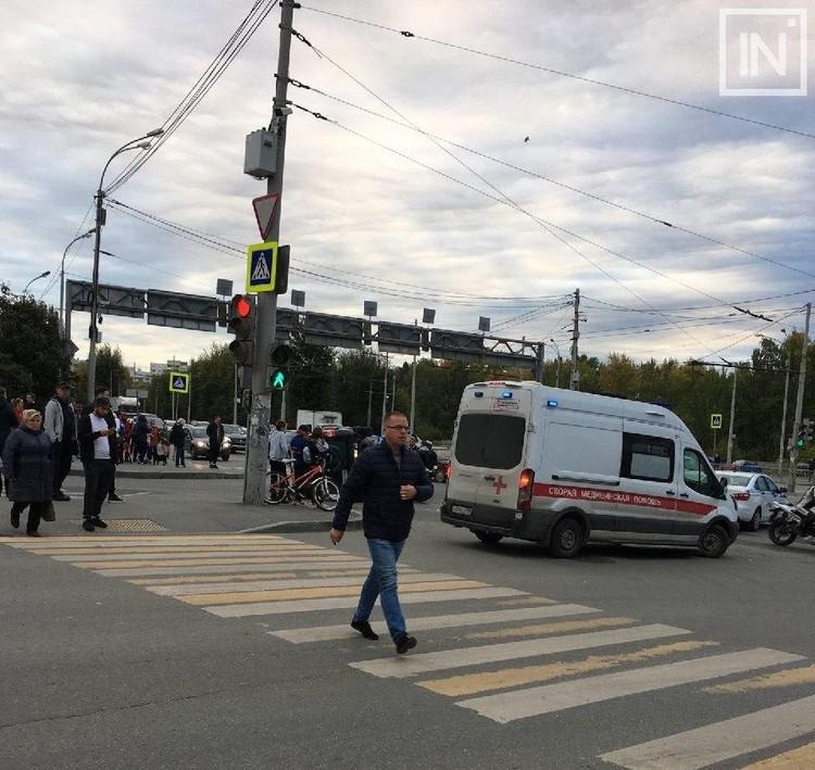 """Фото: сообщество """"Инцидент Екатеринбург"""""""