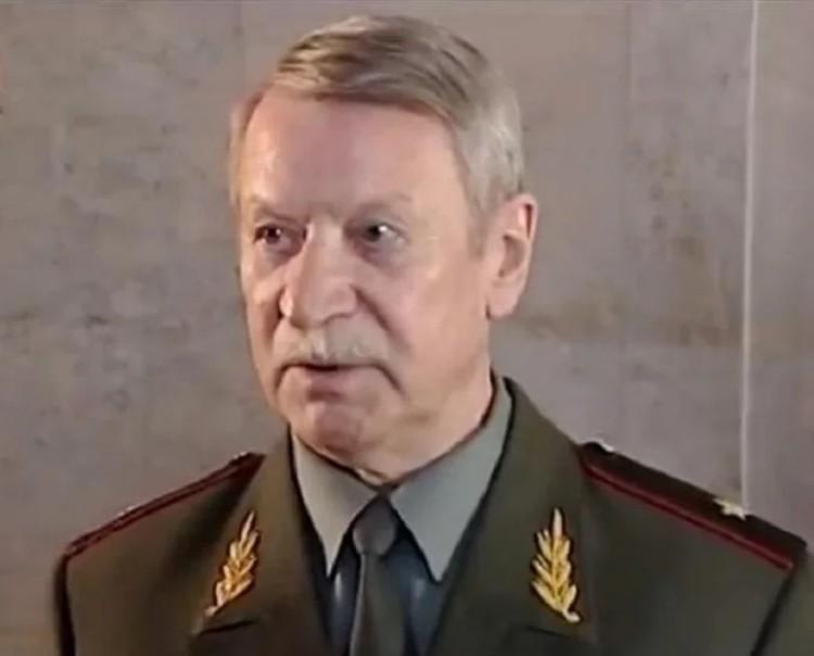 """Иван Краско в фильме """"Марш Турецкого"""", 2007 год"""