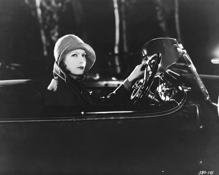 Грета Гарбо планировала убийство Гитлера.