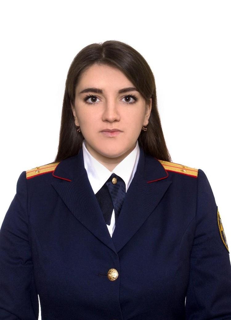 В 24 года на ее счету десятки раскрытых дел. Фото: СК России по Красноярскому краю.
