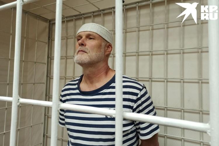 Сподвижника Виссариона - Владимира Ведерникова - арестовали до 22 ноября.