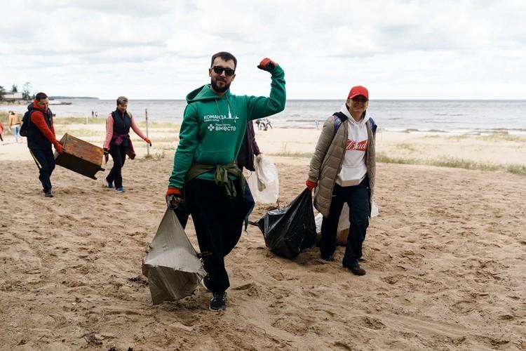«Чистые Игры» — командные соревнования по очистке территорий от мусора и разделению отходов