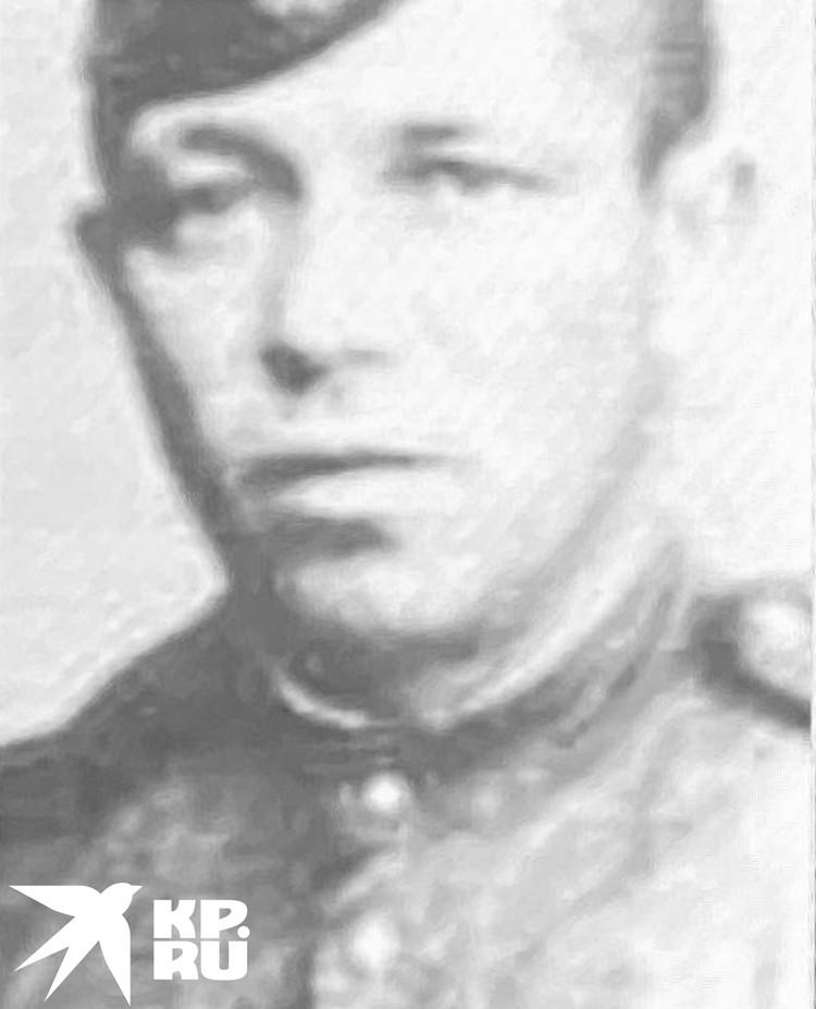 Прадед студента - Василий Александрович Воробьев. Фото: личный архив.