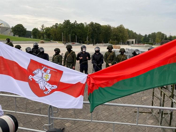 В СССР территория Белоруссии увеличилась почти вдвое