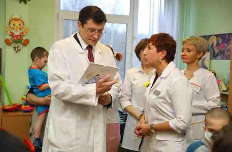 Большое внимание в последние годы уделялось и здравоохранению. ФОТО: Кирилл Мартынов