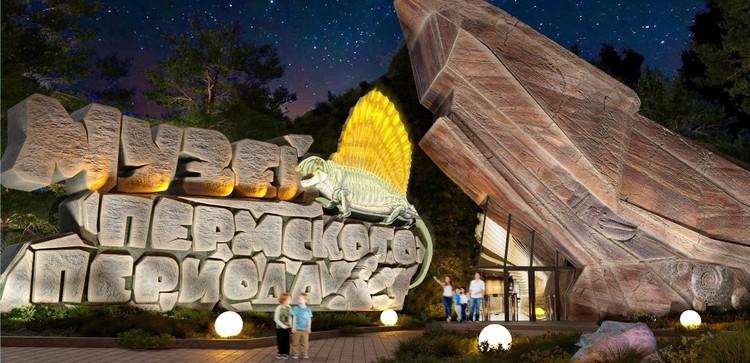 Интерактивный музей расскажет о звероящерах и Родерике Мурчисоне. Эскиз предоставлен Рашидом Габдуллиным.