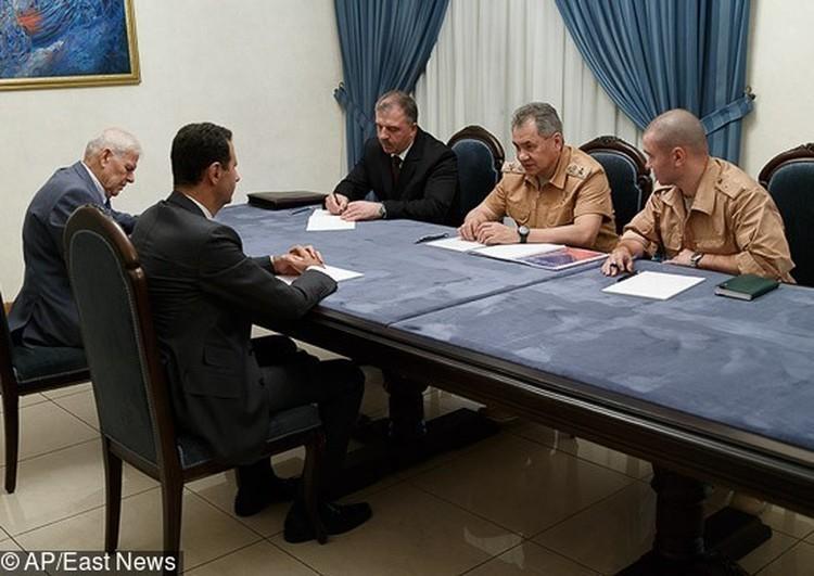 Действия России были ответом на официальное обращение сирийского лидера Башара Асада и полностью соответствовали действующему между нашими странами договору о дружбе и сотрудничестве.