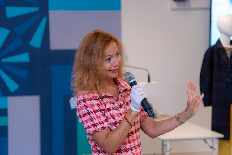 Елена Захарова Фото: Михаил Лопатин