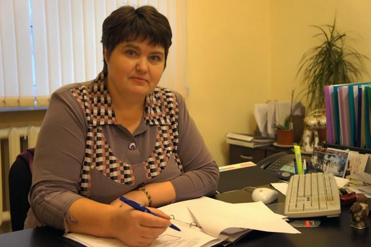 Галина Федотова много сил и внимания уделяет патриотическому воспитанию.