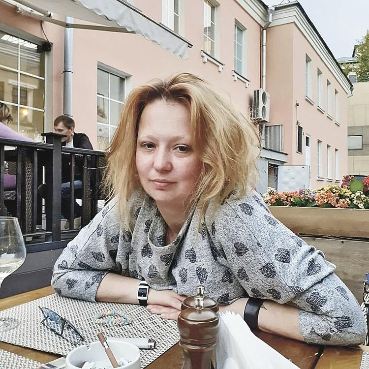 Внучка Людмилы Марковны Елена Королева считает, что у нее при разделе бабушкиного наследства должны быть определенные привилегии. Фото: Личный архив