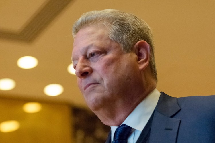 Потомственный политик Альберт Гор дважды занимал пост вице-президента в администрации Билла Клинтона