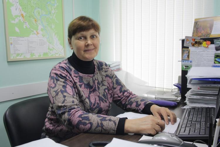 Людмила Геннадьевна Целищева рассказала «Комсомолке» о кировском заповеднике.