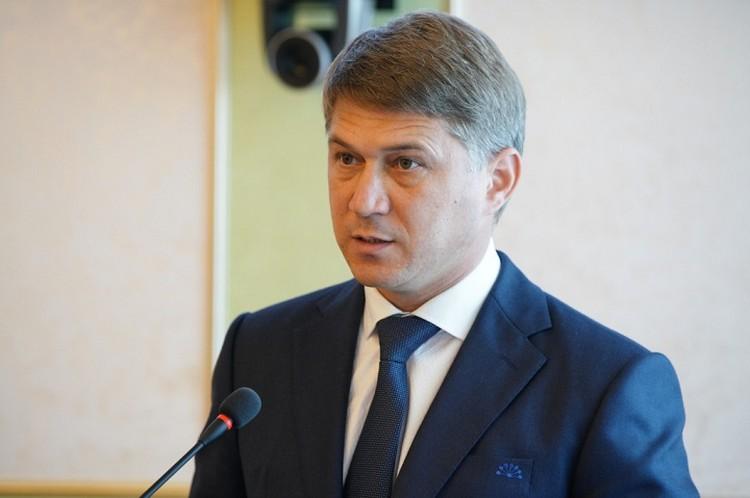 Фанур Ягафаров покинул пост вице-премьера правительства Башкирии