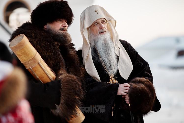 Сибирского архитектона Семёна Ремезова сыграл актер Дмитрий Назаров. Фото: кинокомпания «Solivs»
