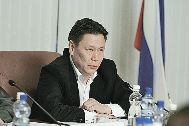 Григорий Ледков.